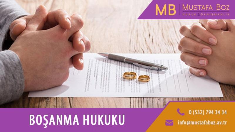Diyarbakır Boşanma Avukatı