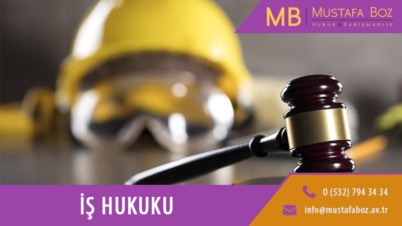 Diyarbakır İş Hukuku Avukatı